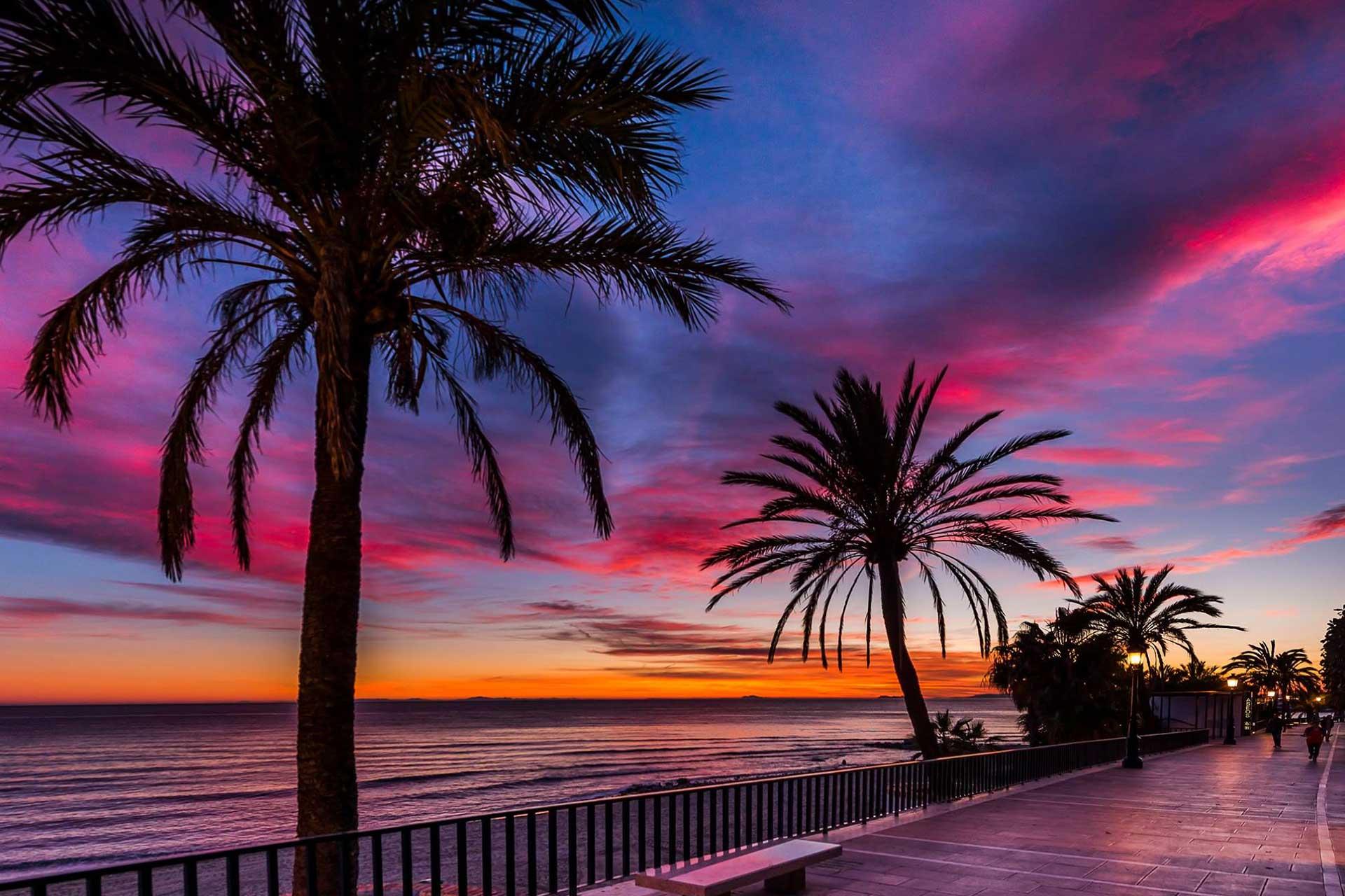 Costa del Sol - Marruecos