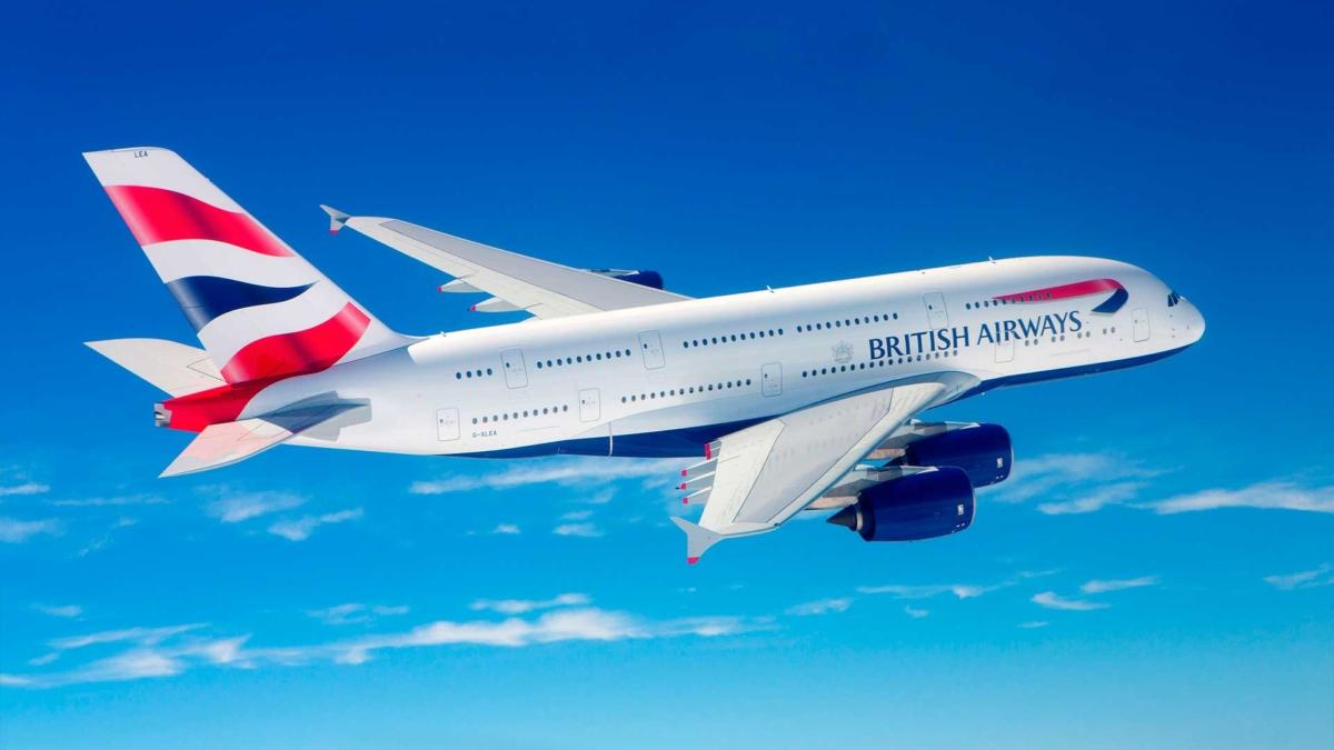 Viaja a Londres, Inglaterra a bordo del nuevo 787 Dreamliner de British Airways.
