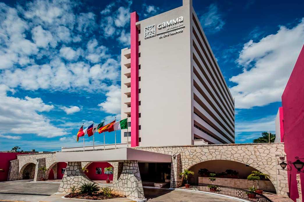 Gamma Mérida El Castellano