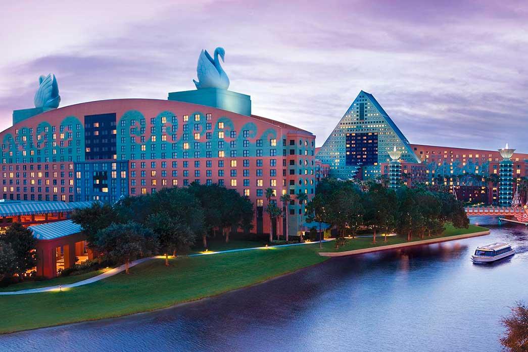 Walt Disney World Swan & Dolphin Resort
