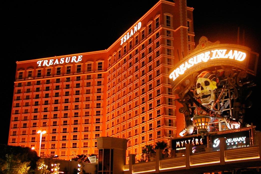 Treasure Island - TI Hotel Casino
