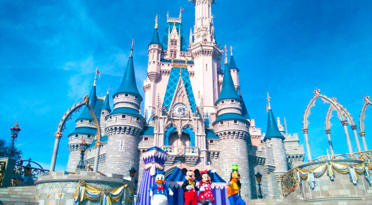 Dance Show , Magic Kingdom – Orlando, Florida